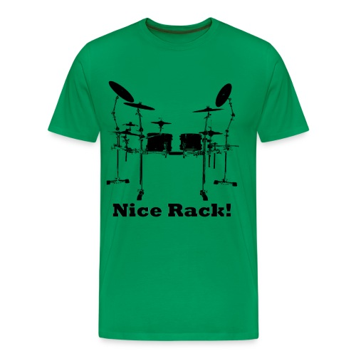 Nice rack - Men's Premium T-Shirt