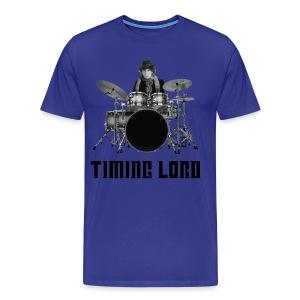 Timing Lord - Men's Premium T-Shirt