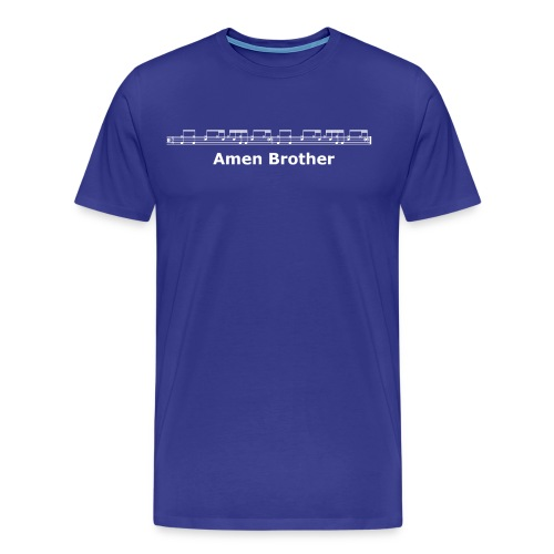 Amen Brother - Men's Premium T-Shirt