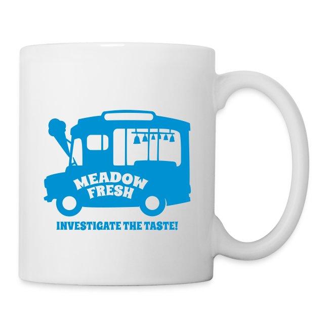 Meadow Fresh (van+logo)