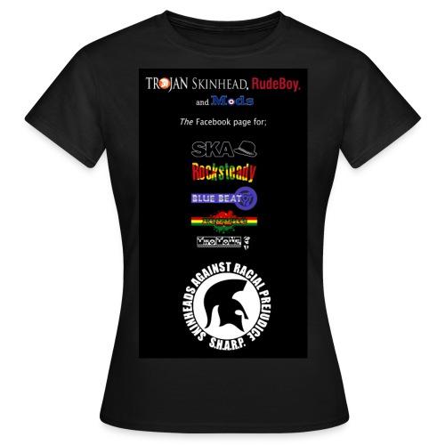 Single front print quality Ladies T Shirt - Women's T-Shirt