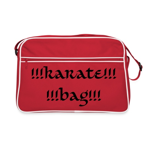 Karate bag - Retro Bag