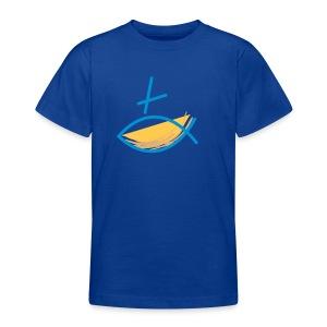 Kinderfisch - Teenager T-Shirt