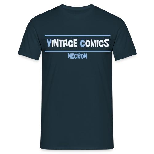 Maglietta necron - Maglietta da uomo
