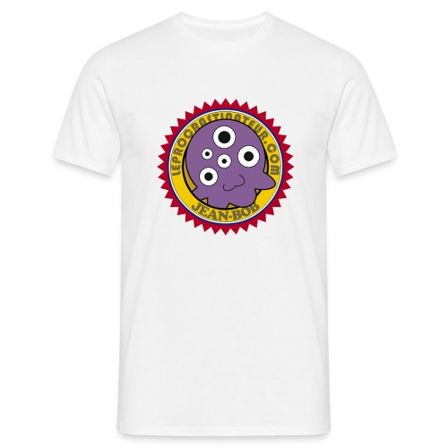 T-SHIRT HOMME - LOGO LE PROCRASTINATEUR - T-shirt Homme