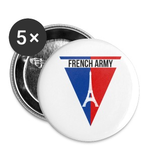 Badge French Army - Badge moyen 32 mm