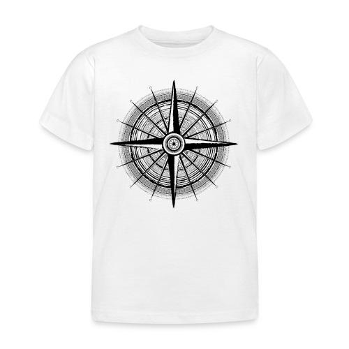 Vintage Kompass - Kinder T-Shirt