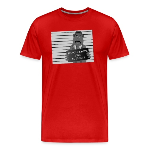 John The Bookmaker - Men's Premium T-Shirt