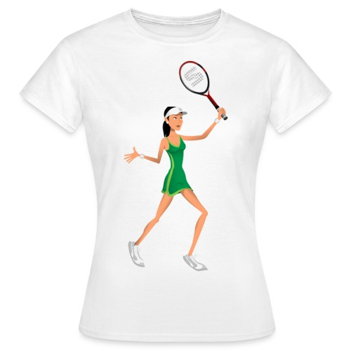 Sticky Tennis 2 - Women's T-Shirt