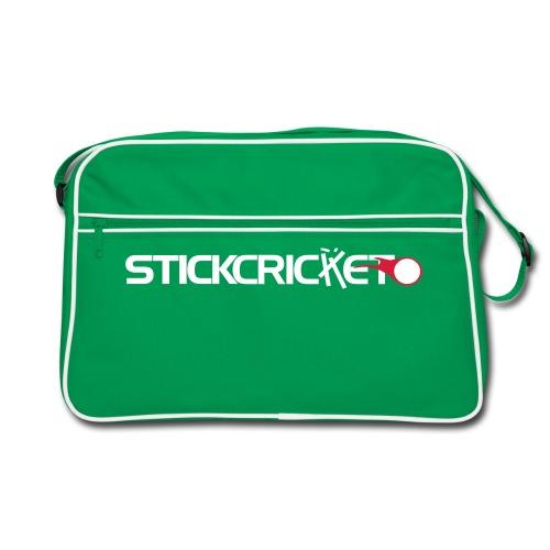 Stick Cricket Reto Bag - Retro Bag
