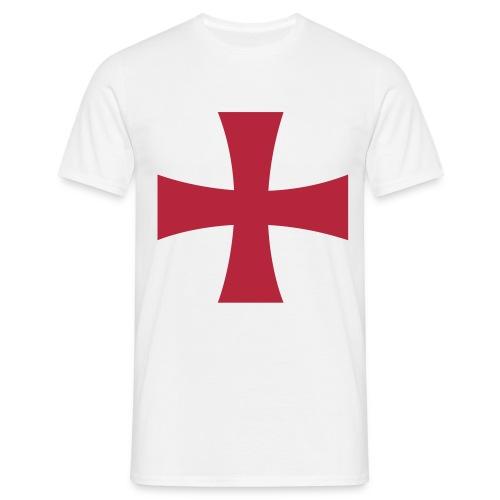 Tshirt Croce patente - Maglietta da uomo