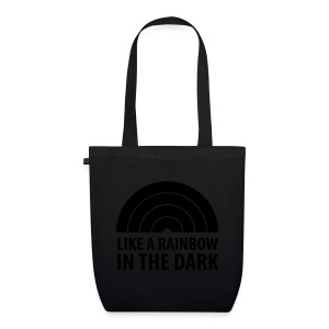 Like a Rainbow in the dark! - EarthPositive Tote Bag