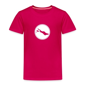 KIDS Lake flock weiß - Kinder Premium T-Shirt