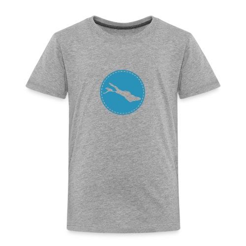 KIDS Lake flock blau - Kinder Premium T-Shirt