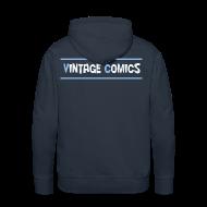 Felpe ~ Felpa con cappuccio premium da uomo ~ Felpa Vintage Comics