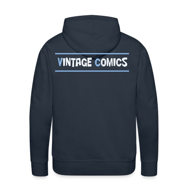 Felpa Vintage Comics