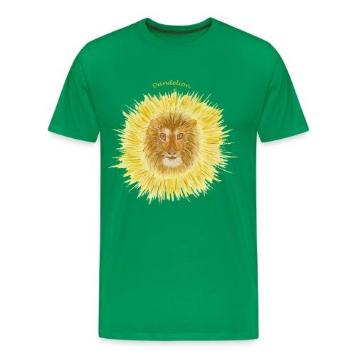 Dandelion - Men's Premium T-Shirt