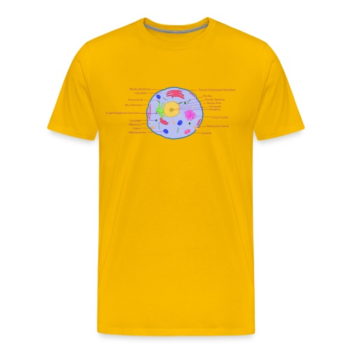 Animal Cell - Men's Premium T-Shirt