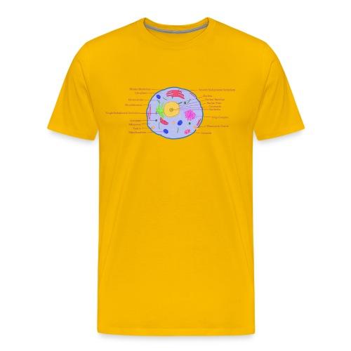 Animal Cell - Men's Premium T-Shirt
