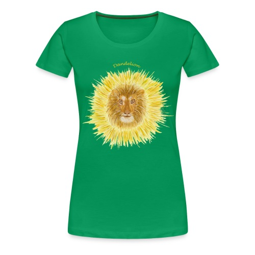 Dandelion - Women's Premium T-Shirt