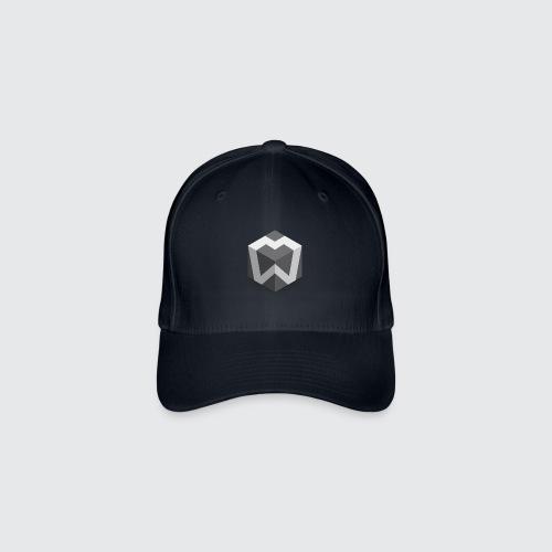 mw ürfel - Flexfit Baseballkappe