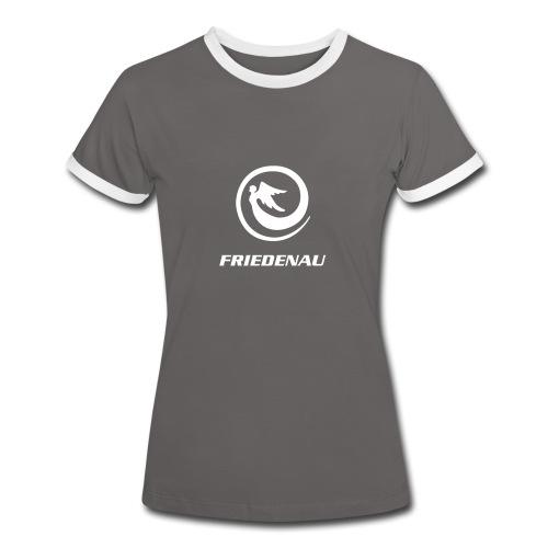 FrauenKontrast-Shirt Friedenau - Frauen Kontrast-T-Shirt