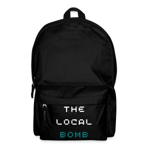Teal The Local Bomb Backpack - Backpack