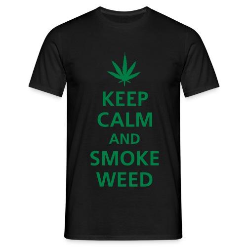Somke some Weed - Männer T-Shirt