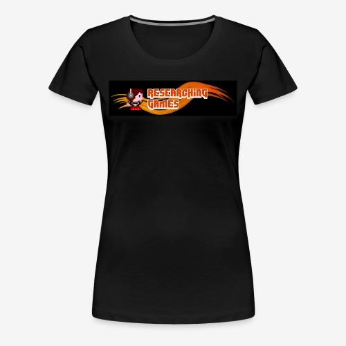 Frauen - große Größen - Frauen Premium T-Shirt