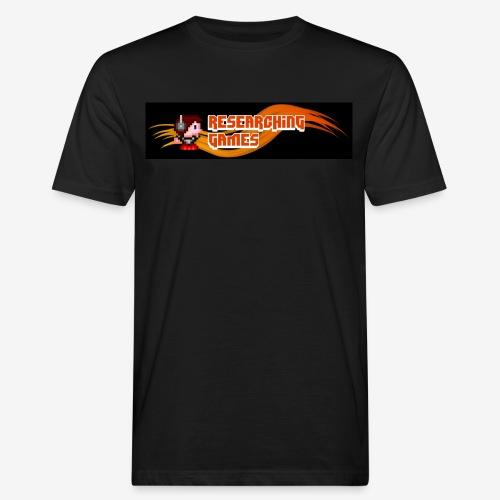 DANKESCHÖN Männer T-Shirt klimaneutral - Männer Bio-T-Shirt
