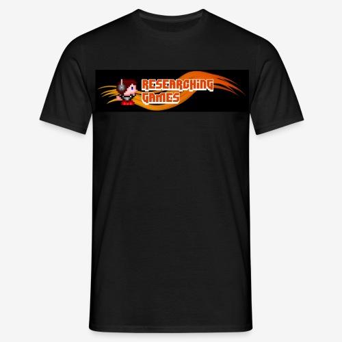 DANKESCHÖN Männer T-Shirt klassisch - Männer T-Shirt