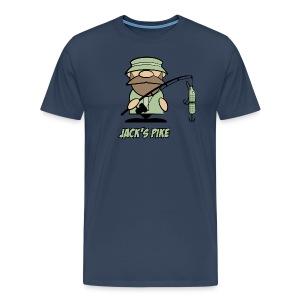 Jack's Pike - Jack - Men's Premium T-Shirt