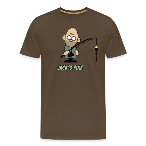 Jack's Pike - Bob - Men's Premium T-Shirt