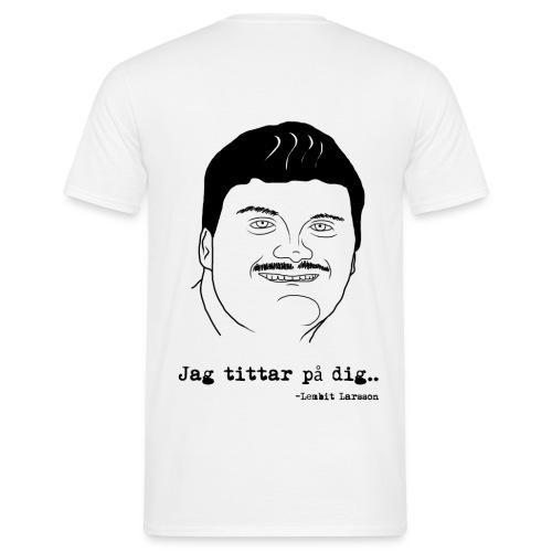 Lembit Larsson - T-shirt herr