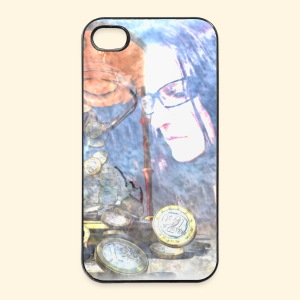 iPhone 4/4S Hard Case - Hourglass - iPhone 4/4s Hard Case