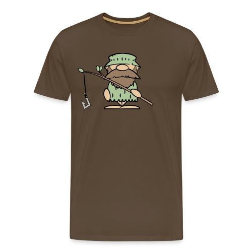 Jack's Pike - BC Jack - Men's Premium T-Shirt