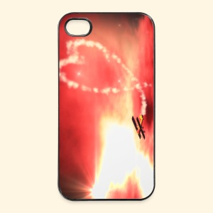 iPhone 4/4S Hard Case  - Liebesbeweis - iPhone 4/4s Hard Case
