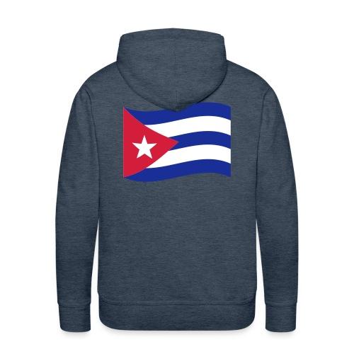 Pullover Cuba - Männer Premium Hoodie