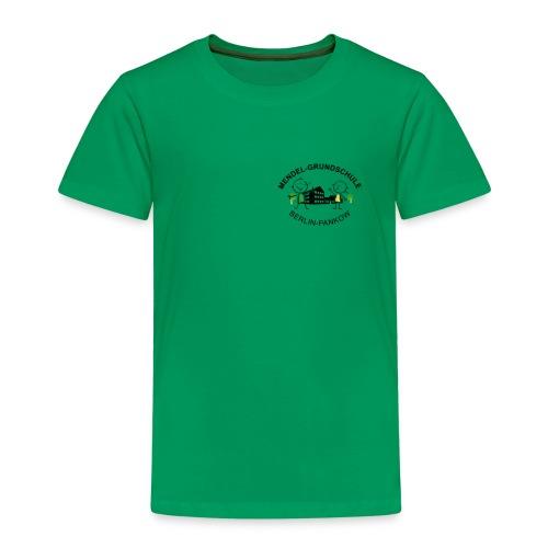 Mendel-Shirt grün - Kinder Premium T-Shirt
