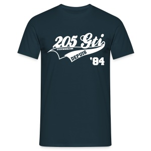 205-gti-since84 - T-shirt Homme