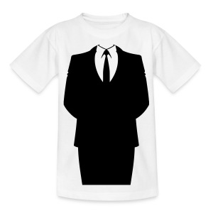 Suit and tie (Enfant) - T-shirt Enfant