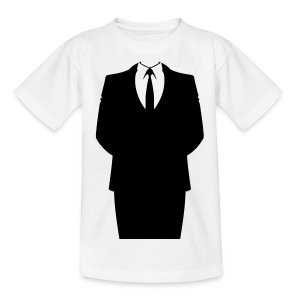 Suit and tie (Ado) - T-shirt Ado