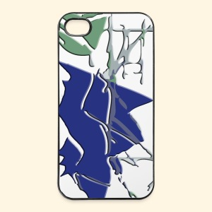 iPhone 4/4S Hard Case - zersplittert - iPhone 4/4s Hard Case