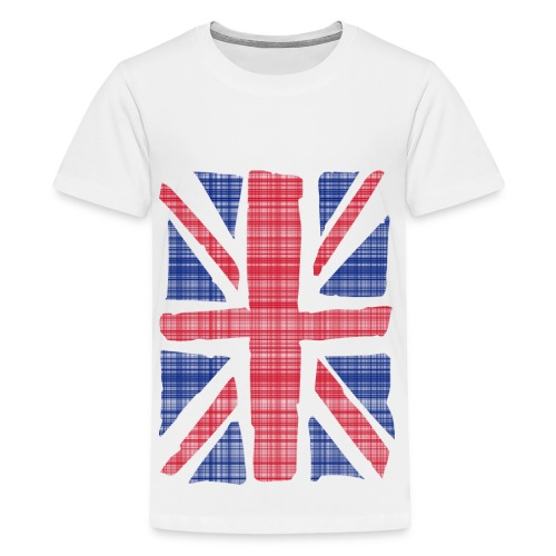 t-shirt inghilterra - Maglietta Premium per ragazzi