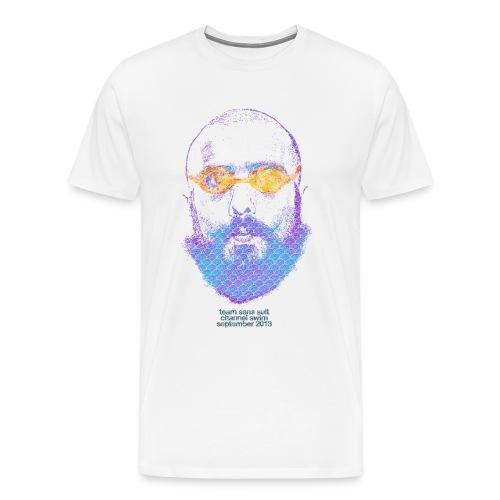Team Sans Suit - Men's Premium T-Shirt