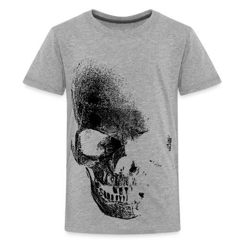t-shirt teschio - Maglietta Premium per ragazzi