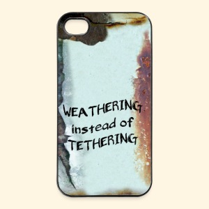 iPhone 4/4S Hard Case - weathering - iPhone 4/4s Hard Case