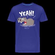 T-Shirts ~ Männer Premium T-Shirt ~ Artikelnummer 25678881