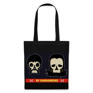 Sac Dead Fiction - Tote Bag
