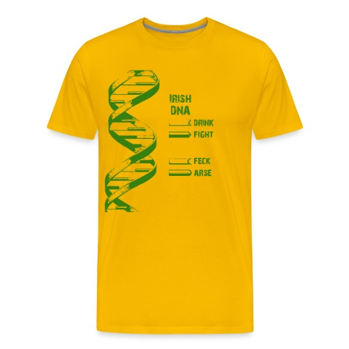 irish dna - Men's Premium T-Shirt
